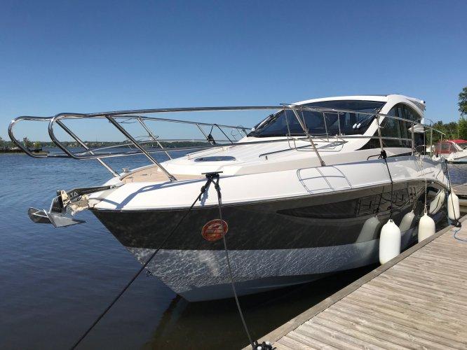 Jacht Cobrey 33HT 2xMercruiser V6 250KM NOWY 2019