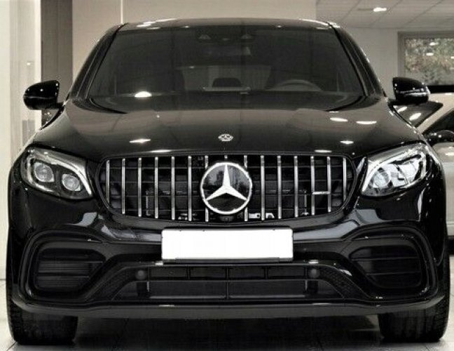 PRZOD MERCEDES GLC W253 6.3 AMG COUPE LIFT
